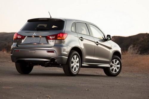 Mitsubishi ASX Facelift 2013